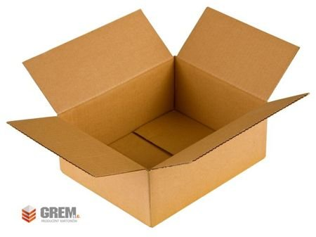karton klapowy 200x120x60mm 320g 20 szt kartony inpost kartony klapowe ma e od 120mm. Black Bedroom Furniture Sets. Home Design Ideas